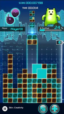 Lumines: Puzzle and Magic