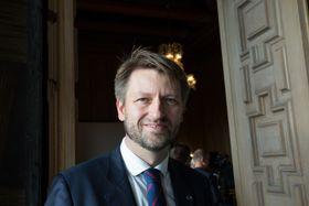 Det viktigste nå er gjennomføringsevne, sier Eirik Lae Solberg, Høyres gruppeleder bystyret og tidligere finansbyråd i Oslo kommune.