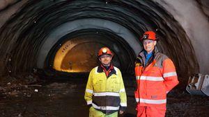 Stor interesse for Jobergtunnelen