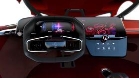 Designerne av Trezor har tatt seg en solid dose futurium i forbindelse med utformingen.