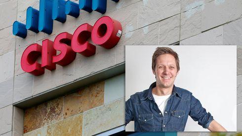 43-åring skal lede Cisco i Norge etter at den forrige norgessjefen sa opp brått