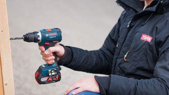 Dagens batteridriller er langt kraftigere enn mange tror.