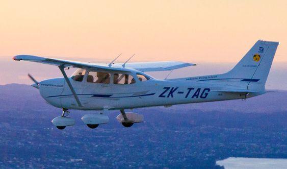 FUNKER ALLTID: Dårlig landing? Det skyldes selvfølgelig sidevinden..