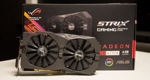 Test: Asus RX 470 «Strix OC»