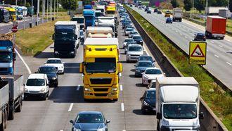 En femdel av EUs samlede klimagassutslipp stammer fra veitransport.