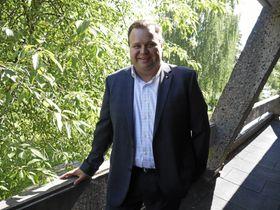KOMMENTERER: Ordfører Thomas Sjøvold. Foto: Yana Stubberudlien.
