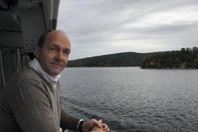 Teknisk direktør i Norled, Sigvald Brevik.