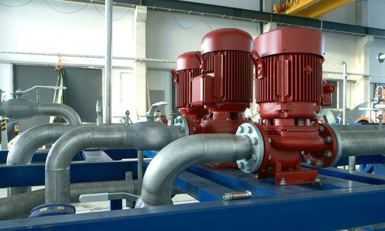 Flere av dagens leverandører av rør- og pumpesystemer ser etter riktig tilnærming til digitale plattformer.