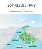 Sjøkart for grønn kystfartbleoverlevert regjeringens ekspertutvalg for grønn konkurransekraft 5. oktober.