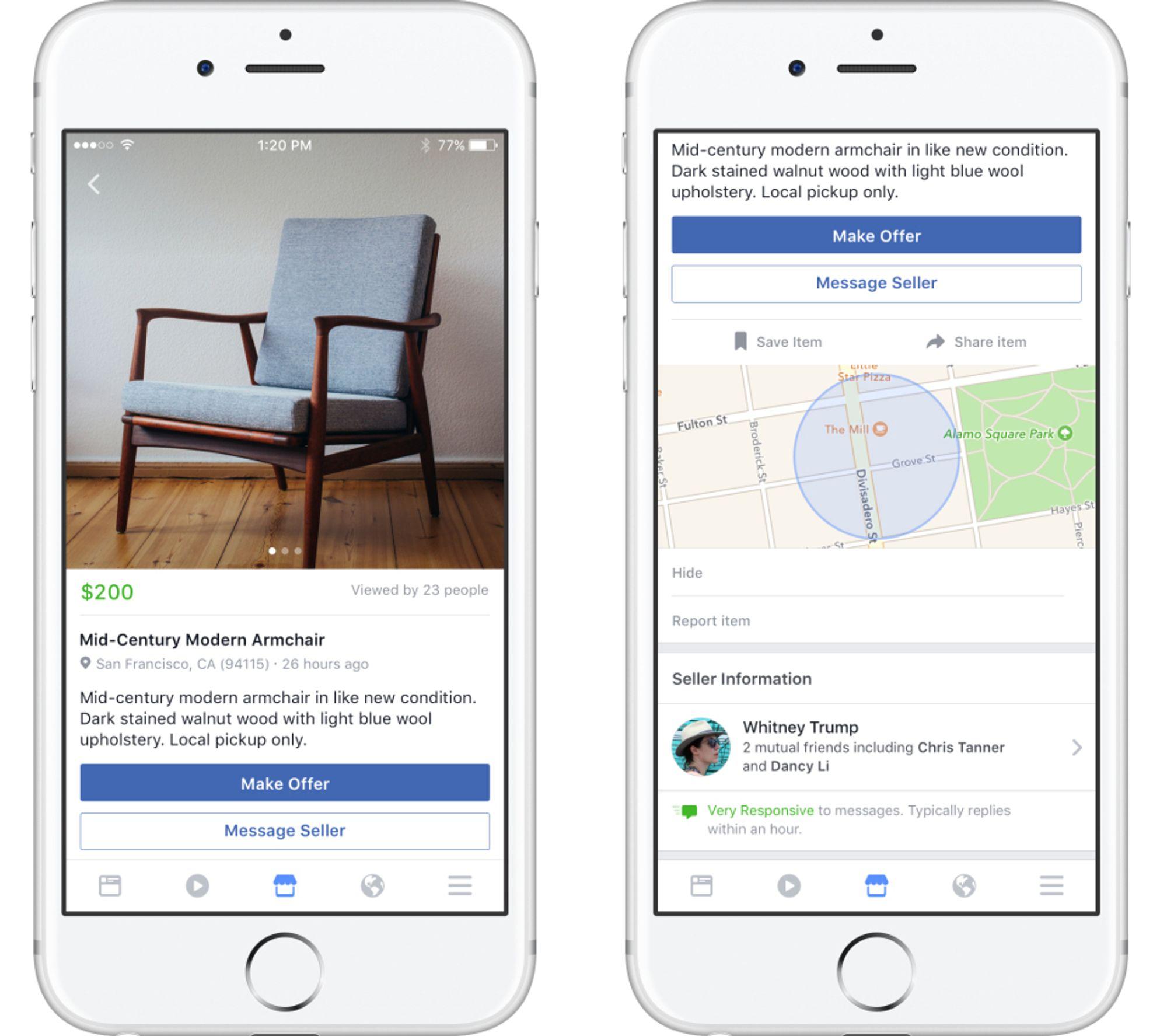 ad807b28 Nå får Facebook sin egen nettbutikk - Tek.no