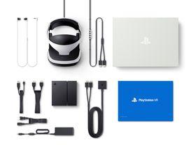 Du får med mange nye ledninger når du kjøper PlayStation VR.