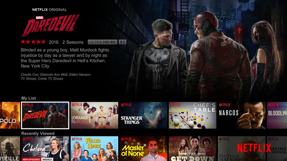Antallet titler i Netflix-biblioteket i USA skal være halvert på fire år. Grunnen skal være satsingen på originalserier.