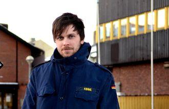 Finnmarkens Kirkenes-kontor: Torjus Kleiven Kandal og Amund Trellevik