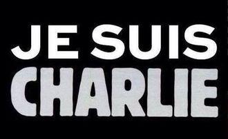 #JeSuisCharlie sprer seg på sosiale medier onsdag, til forsvar for ytringsfriheten og det franske satiremagasinet.