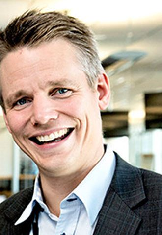 FINN-SJEF: Sondre Gravir overtar ansvaret for hele Finn.no. (Foto: Schibsted)