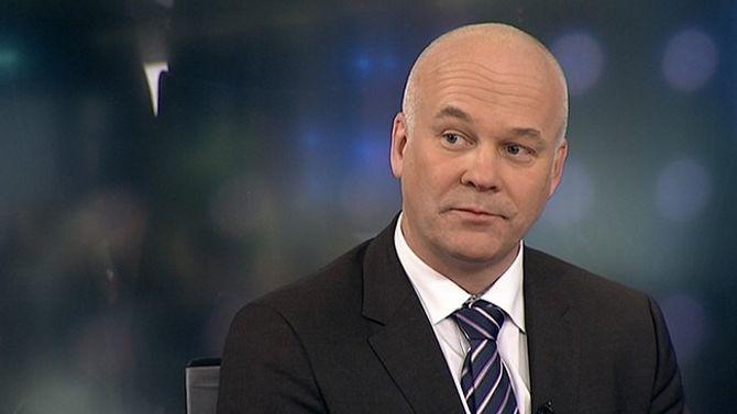 Kringkastingssjef Thor Gjermund Eriksen.