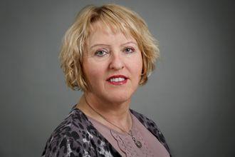 DISTRIKTSDIREKTØR: Grethe Gynnild-Johnsen, sjef for distriktsdivisjonen i NRK.