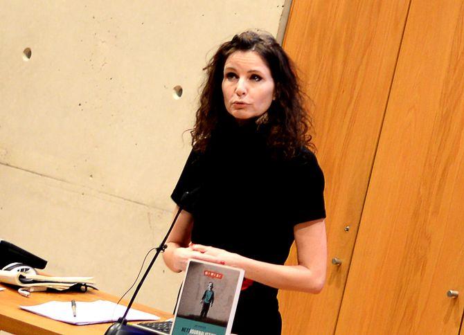Mediekommentator og filosof Malene Trock Hempler.