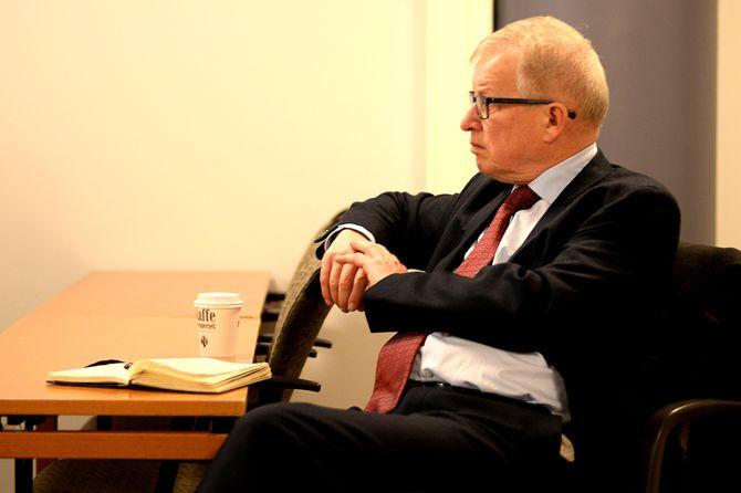 STYRELEDER: Bernt Olufsen, tidligere VG-redaktør og nå konsernredaktør i Schibsted.