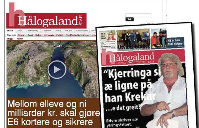 hålogaland avis