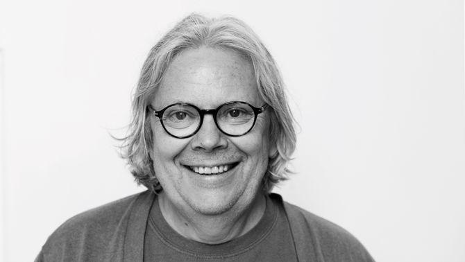 KONSERNTILLITSVALGT: Ulf Dalheim, NJ-tillitsvalgt i Polaris Media.