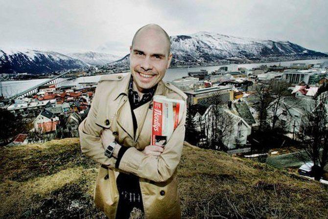 KRITISK: Nordlys-redaktør Anders Opdahl vil være størst.