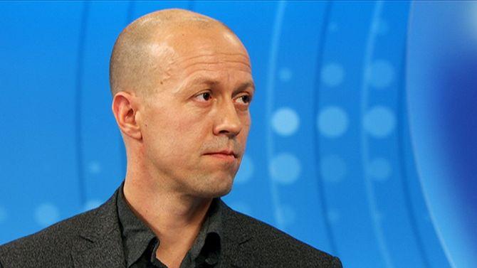 Per Arne Kalbakk, nyhetsdirektør i NRK.