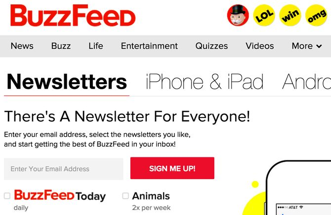 buzzfeed hoved
