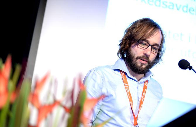 HARALD KLUNGTVEIT,journalist og redaktør i Filter Nyheter.