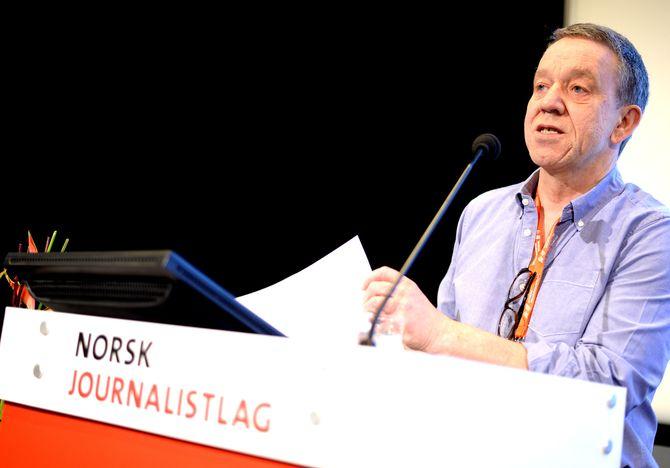 VALGKOMITEENs leder, Sven-Arne Buggeland.