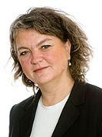 Kommunikasjonsdirektør Liv Merete Wiker i Helse- og omsorgsdepartementet.