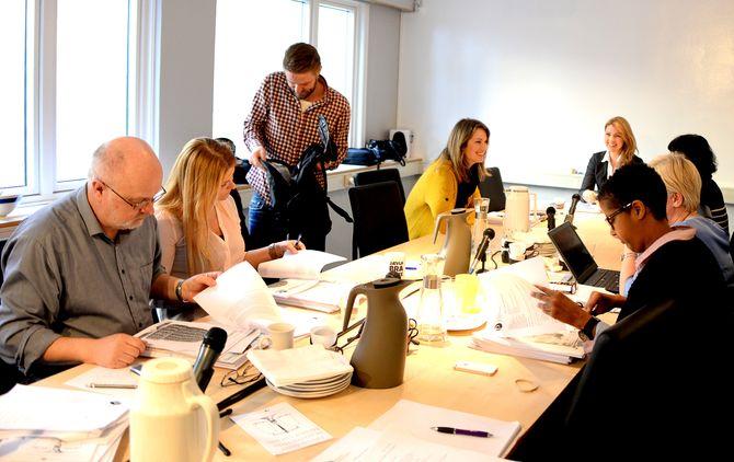 PFU i et tidligere møte. (Arkivfoto)