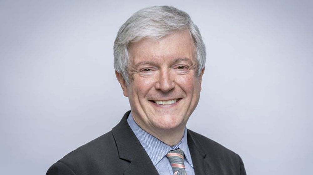 BBC-sjef TONY HALL.
