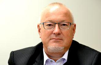 Generalsekretær Rune Hetland i Landslaget for Lokalaviser