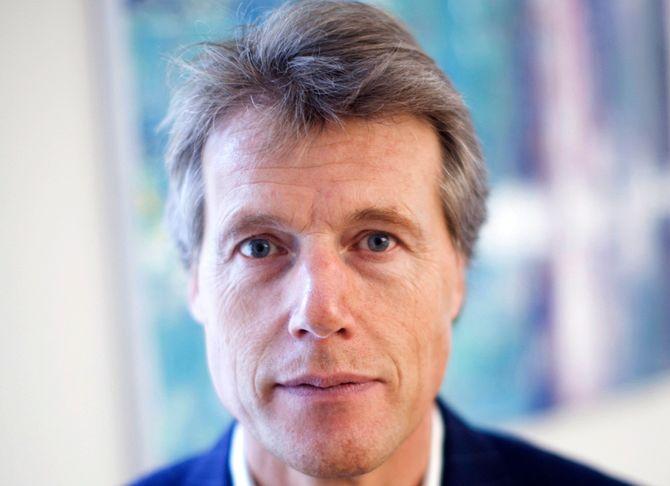 DAG SØRSDAHL, konsernsjef og administrerende direktør for Aller Media i Norge.