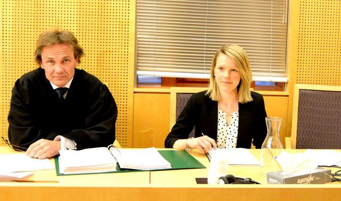 UTLENDINGNEMNDA, ved advokat Kjell Inge Ambjørndalen og førstekonsulent Charlotte Scharning.