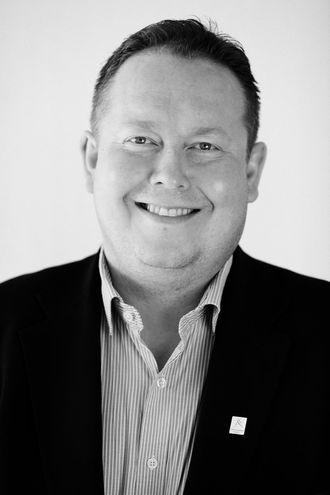 Jarle Heitmann, nestleder i Tromsø Ap.