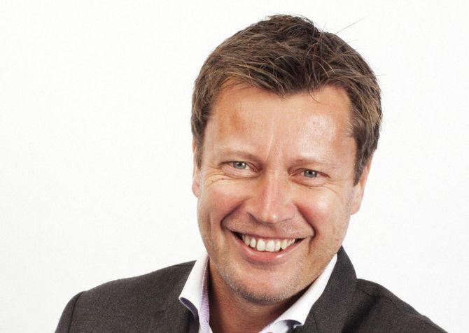 TRYGVE RØNNINGEN, administrerende direktør i MTG Norge. (Foto: MTG)
