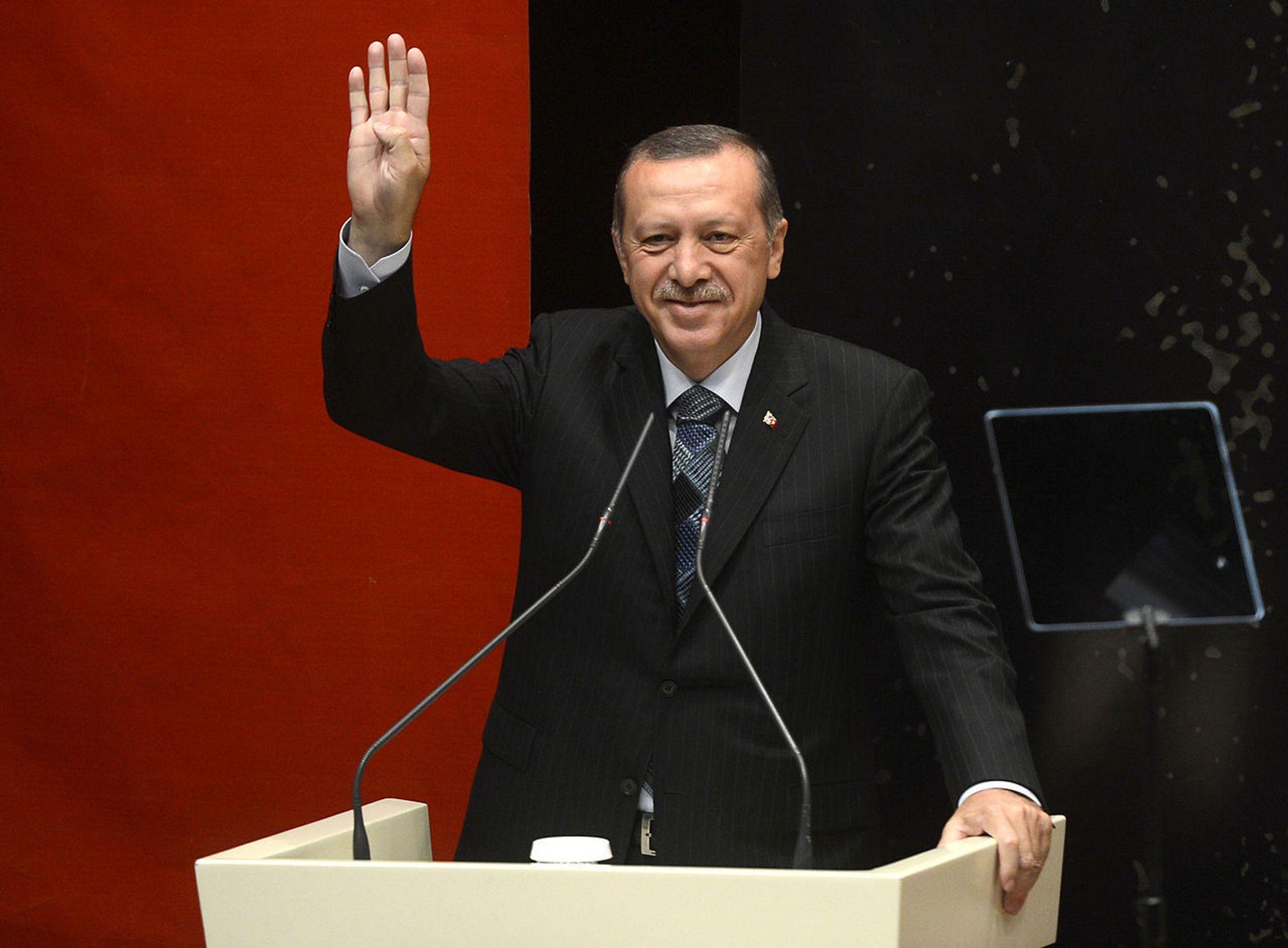 Tyrkia er under president Recep Erdogan de seneste åra blitt et stadig verre land for journalister.