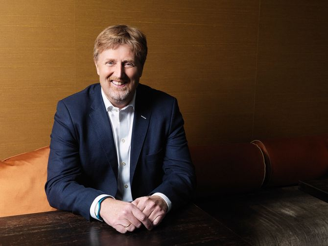 SportsdirektørJan Erik Aalbu i Discovery.