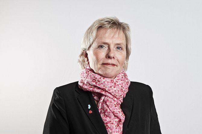 PIA SVENSGAARD, sykemeldt daglig leder for Barentssekretariatet. (Foto: Troms fylkeskommune)