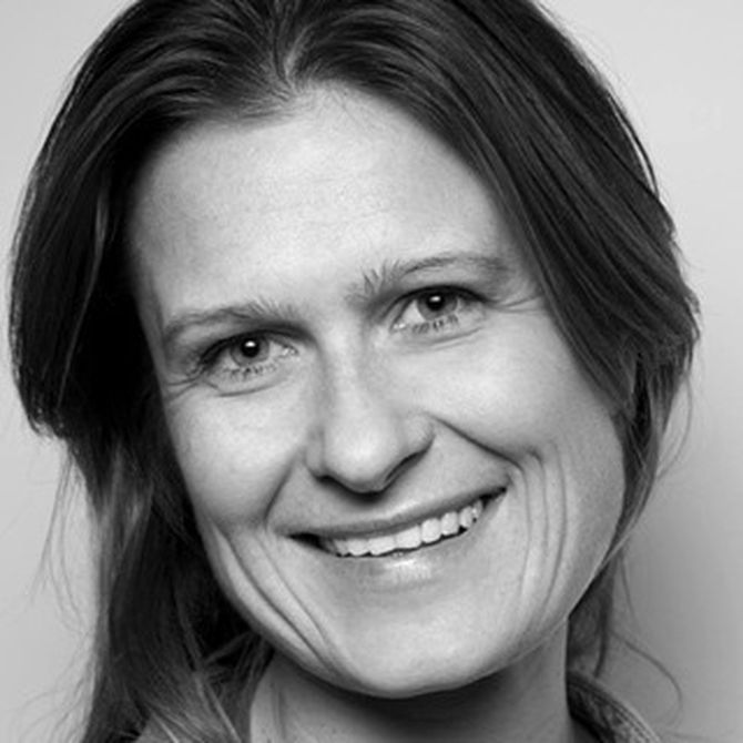 Pressejurist Kristine Foss.