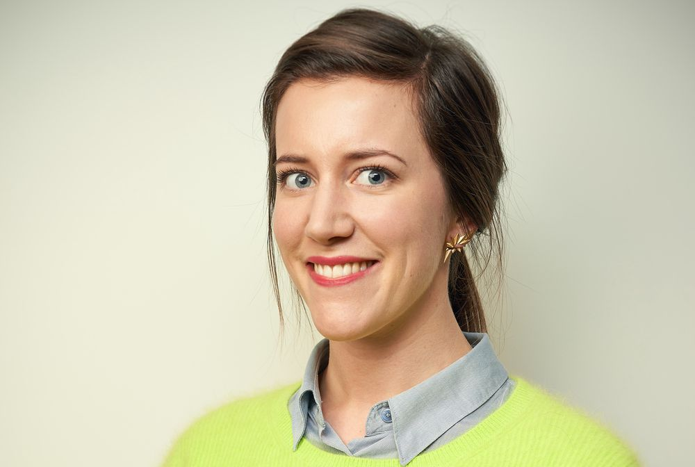 KRISTIANE ROE HAMMER, leder for Amedia native og digitale inntekter.