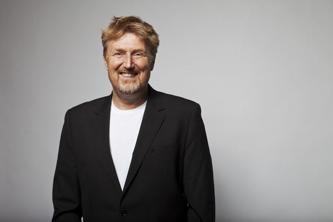 JAN-ERIK AALBU, sportsdirektør i Discovery Networks.