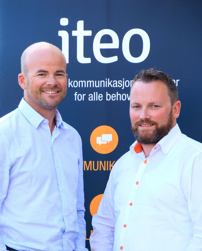 Simen Berg og Erik Eskedal blir nå kolleger.