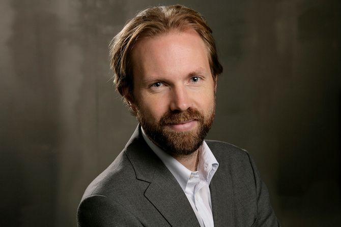 SIGURD FALKENBERG MIKKELSEN, NRKs korrespondent i Midtøsten.