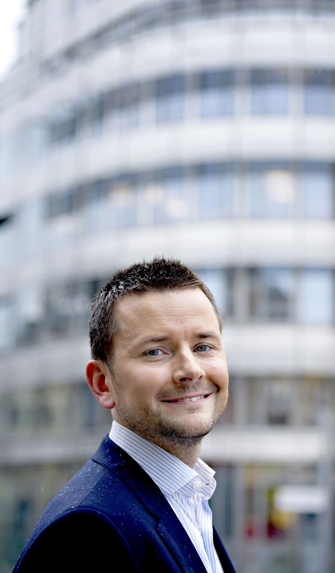 Denne uka tok Øyulf over som - og er på plass som ansvarlig redaktør i Krinkelkroken.