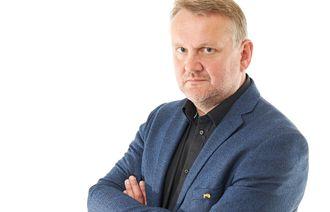 JOHN ARNE MOEN, påtroppende sjefredaktør i Trønder-Avisa. (Foto: