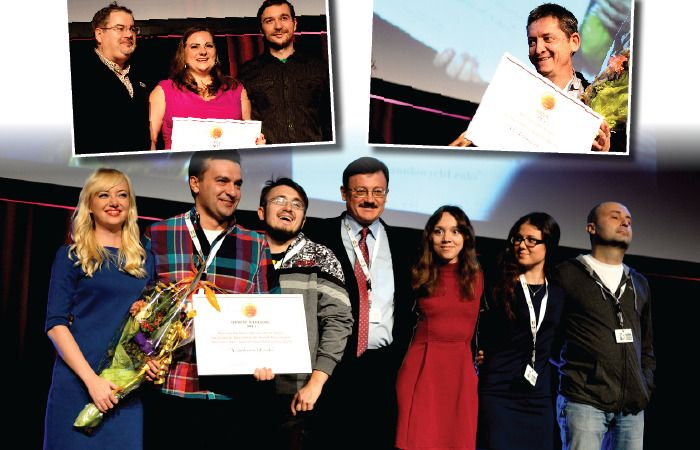 Shining Light journalism-award split between Ukraine, Montenegro and Brazil