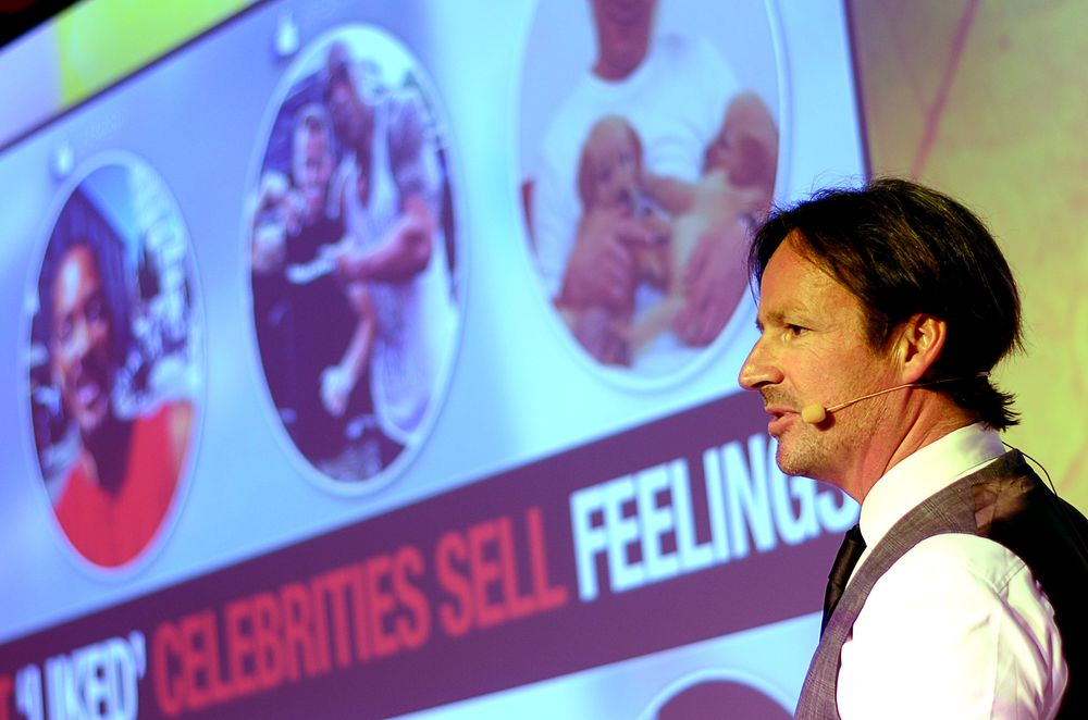 PATRICK MULFORD, Executive Creative Director i selskapet TheAudience.